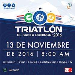 Triatlon de Santo Domingo