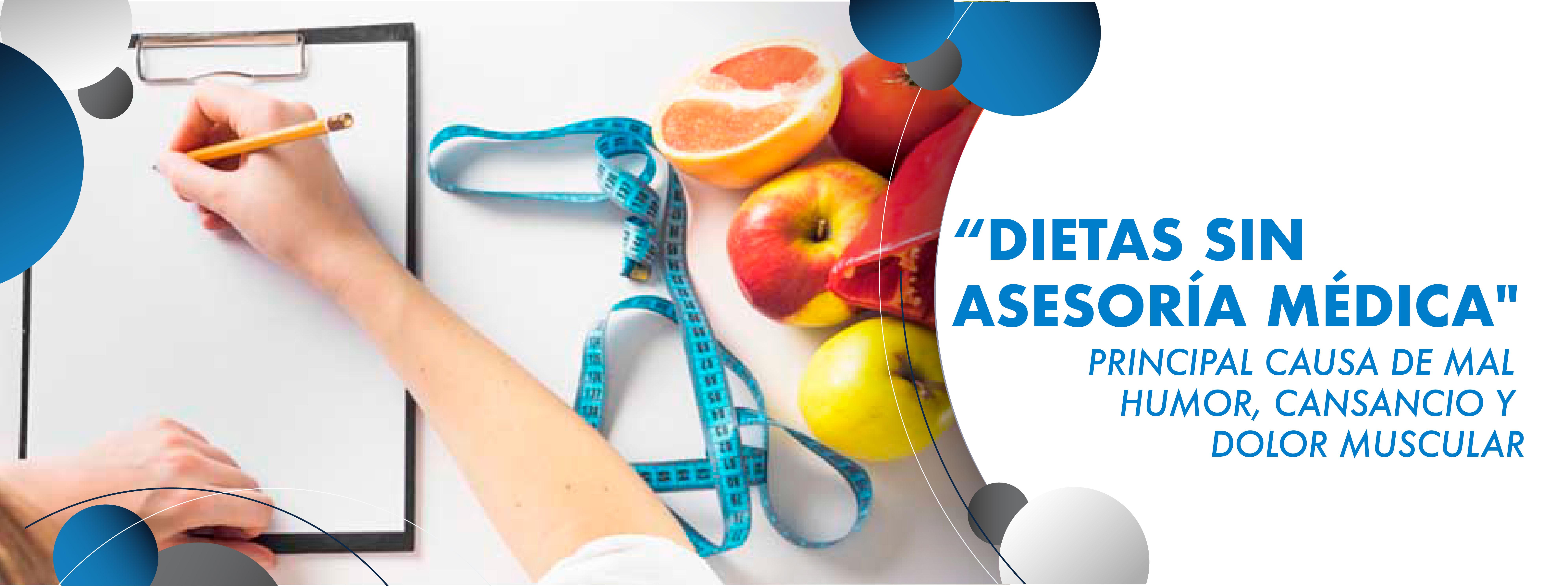Dietas sin asesoría PC