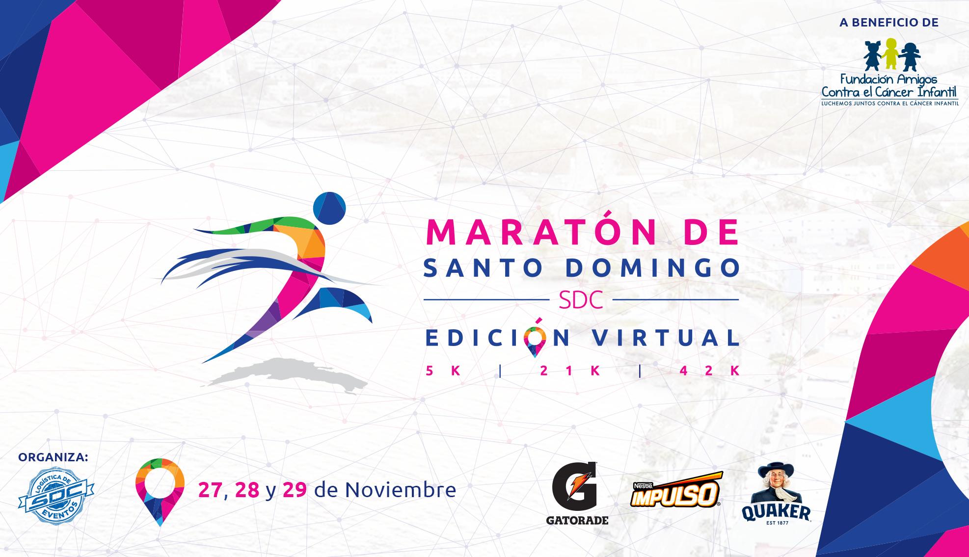 Banner Maraton SDC Virtual